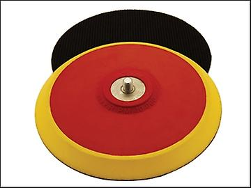 Flexipads World Class Dual Action Sander Pad 150mm VELCRO® Brand 5/16 UNF