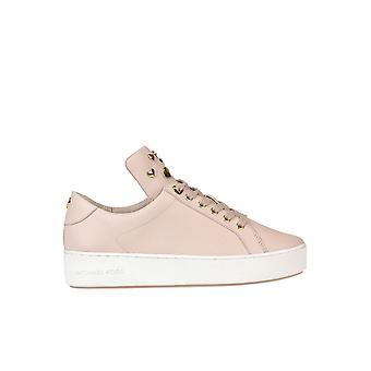 مايكل كورز الوردي أحذية جلدية