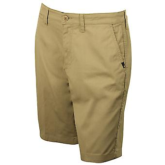Quiksilver Mens Everyday Union Stretch Chino Shorts - Elmwood Brown