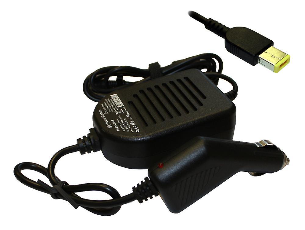Lenovo IdeaPad Yoga 59-355934 Compatible pour ordinateur portable aliHommestation DC adaptateur chargeur de voiture