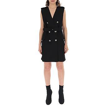 Givenchy Black Cotton Dress