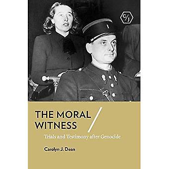 A testemunha Moral: Ensaios e testemunho após o genocídio (Corpus Juris: Ciências humanas em política e direito)