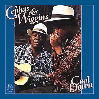Cephas/Wiggins - Cool Down [CD] USA import