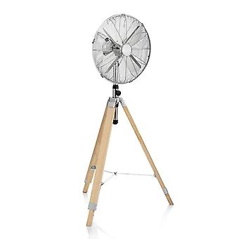 Fan on stand with wooden tripod TriStar VE-5804 50W