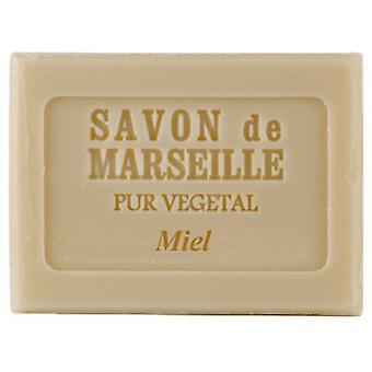 Savon de Marseille Le (RI Chatelard 1802-Honey-sweet aangename warme geur voor een aangenaam gevoel 100 g