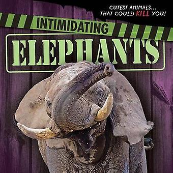 Intimidating Elephants by Mary Molly Shea - 9781482449181 Book