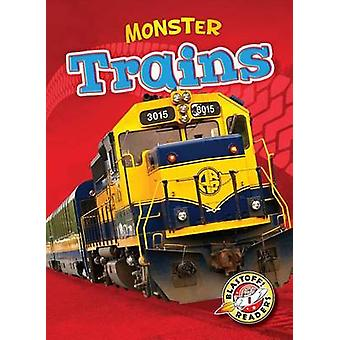 Monster Trains by Nick Gordon - 9781600149399 Book