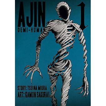 Ajin - Demi-Human Vol. 1 by Gamon Sakurai - 9781939130846 Book