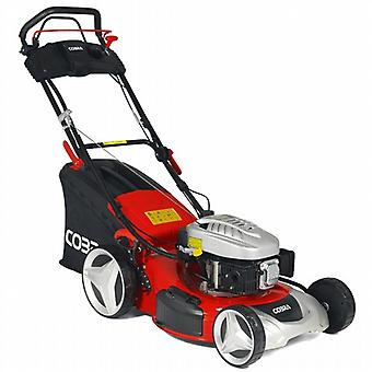 Cobra MX46SPCE 18inch Self Propelled Key Start Petrol Lawn Mower