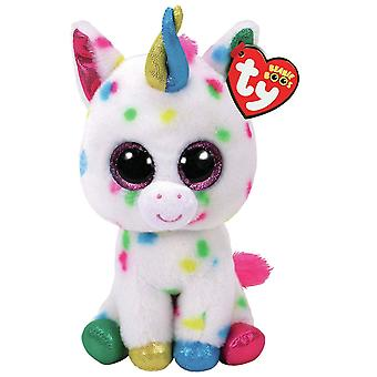 Ty Harmonie Unicorn Beanie Boo 15cm Kids Toy