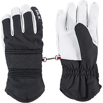 Trespass Womens Derigi DLX Warm Adjustable Lined Ski Gloves