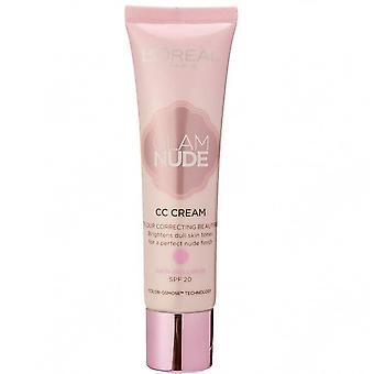 L'Oreal Glam naakt CC Cream-anti-Dullness