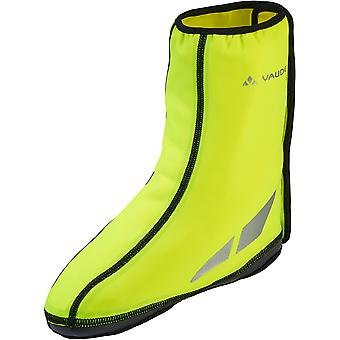 Vaude Wet Light III Cycling Shoe Covers - Neon Yellow