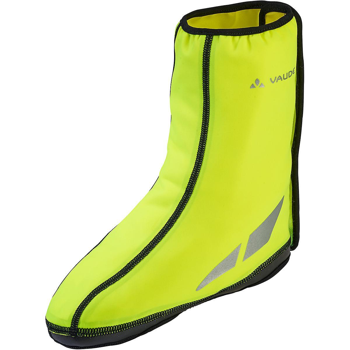Vaude Wet Light III Cycling chaussures Covers - Neon jaune