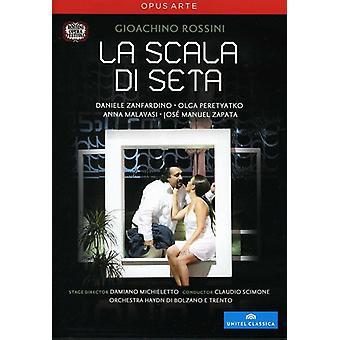 G. Rossini - La Scala Di Seta [DVD] USA import