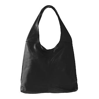 Leather shoulder bag Made in Italy 6170