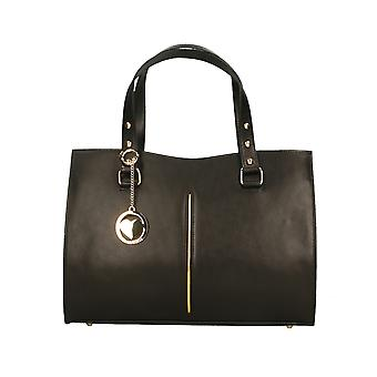 Leather handbag Made in Italy P9134