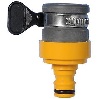 Hozelock Connector for round tap ø maximum 18 mm (Garden , Gardening , Irrigation)