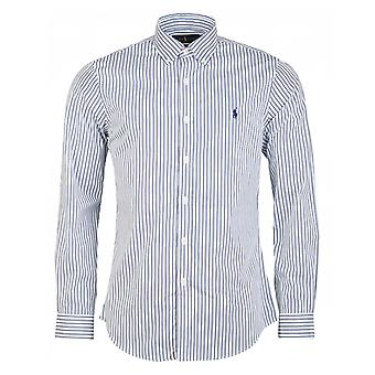 Polo Ralph Lauren Ralph Lauren Slim Fit Stretch Poplin Shirt