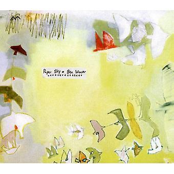 Ben Weaver - papier Sky [CD] USA import