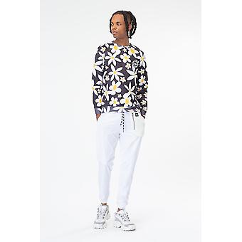 Hype Forest Blossom Homme-apos;s Crew Neck