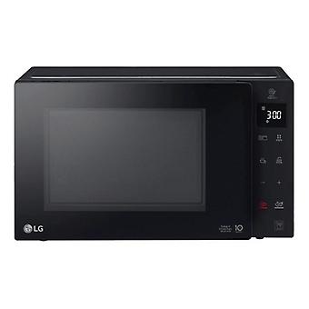 Microwave with grill LG MH6535GIB 25 L black 1000W