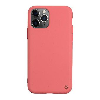 Eco Friendly iPhone 11 Pro Max Case Eco Back Shell/Coral Lychee