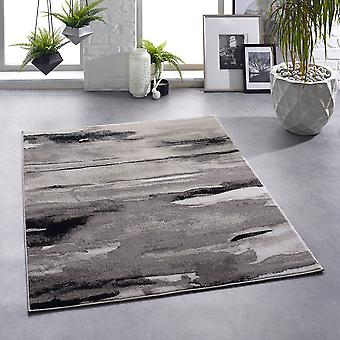 Artistic Grey  Rectangle Rugs Plain/Nearly Plain Rugs