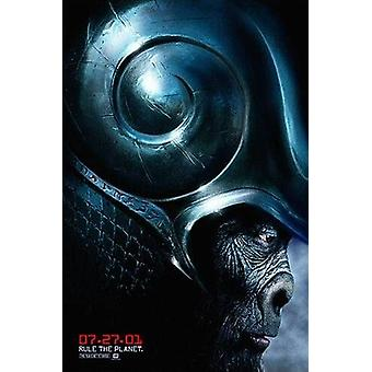 Planet der Affen 2001 (2001) Original Kino Poster