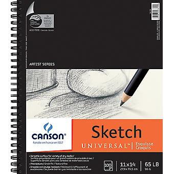 Canson Universal Sketch Book 11