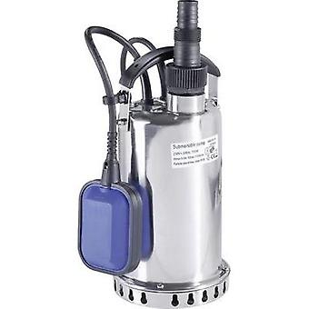 Clean water submersible pump Renkforce 1034065 11000 l/h 7.5 m