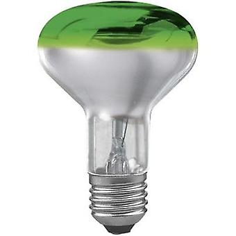 Light bulb Paulmann 230 V E27 60 W Green EEC: E Reflector bulb dimmable Content 1 pc(s)