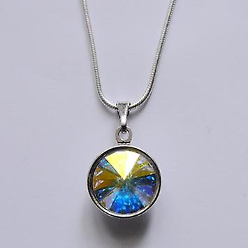 Pendant necklace with crystal PMB 2.6