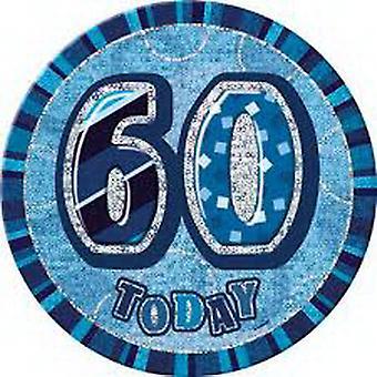 60: E FÖDELSEDAG BLUE BADGE