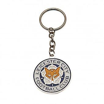 Leicester City Keyring Champions CR