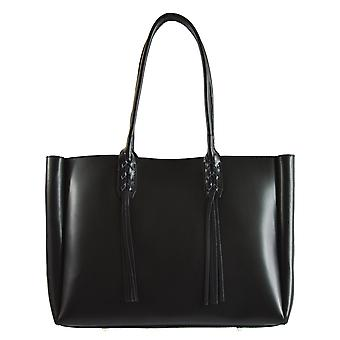 CTM ladies handbag genuine Italian leather
