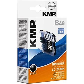 KMP Ink replaced Brother LC-223BK Compatible Black 1529,0001