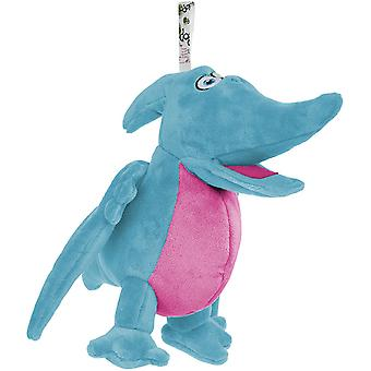 GoDog Dinos Pterodactyl With Chew Guard - Large-Blue 773020