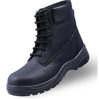 POLICAP 204-04-work & safety shoes leather of boots S3 SRC ESD safety shoes