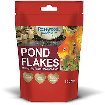 Pond Nature Flake 1 Litre (120g) (Pack of 6)