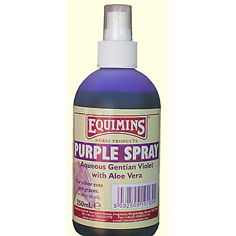 Equimins Purple Spray 250ml
