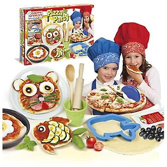 Clementoni Pizza Party (Toys , Educative And Creative , Chef-Zone)