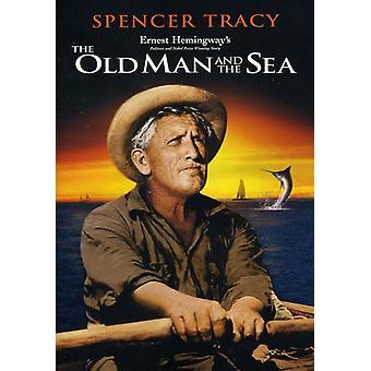 Importować stary człowiek & morza - staruszek & USA morze [DVD]