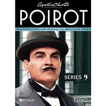 Agatha Christie's Poirot Series 9 [DVD] USA import