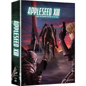 Appleseed Xiii: Complete Series [BLU-RAY] USA import