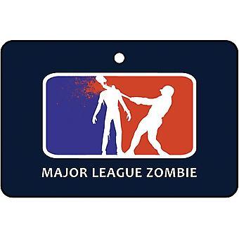 Major League Zombie Car Air Freshener