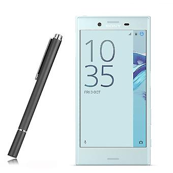 InventCase Ultra Thin Tip Premium Capacitive Disc Stylus Pen for Sony Xperia X Compact