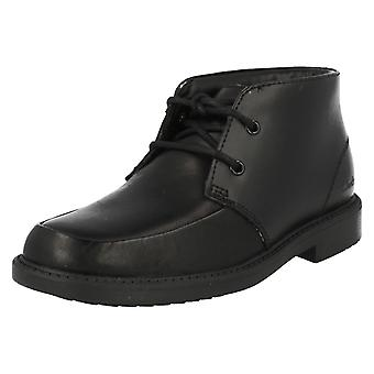 Boys Clarks Smart Boots Deon Top