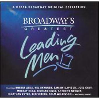 Broadway's Greatest fører - Broadway's Greatest fører mig [CD] USA importerer