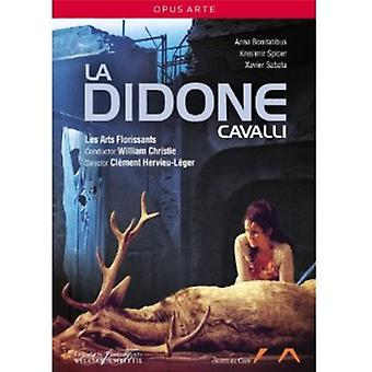 Francesco Cavalli - La Didone [DVD] USA import